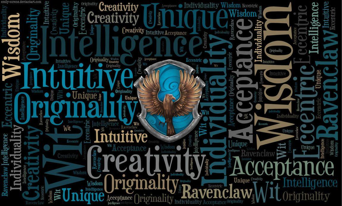HD Ravenclaw Traits Wallpaper by emilycorene on