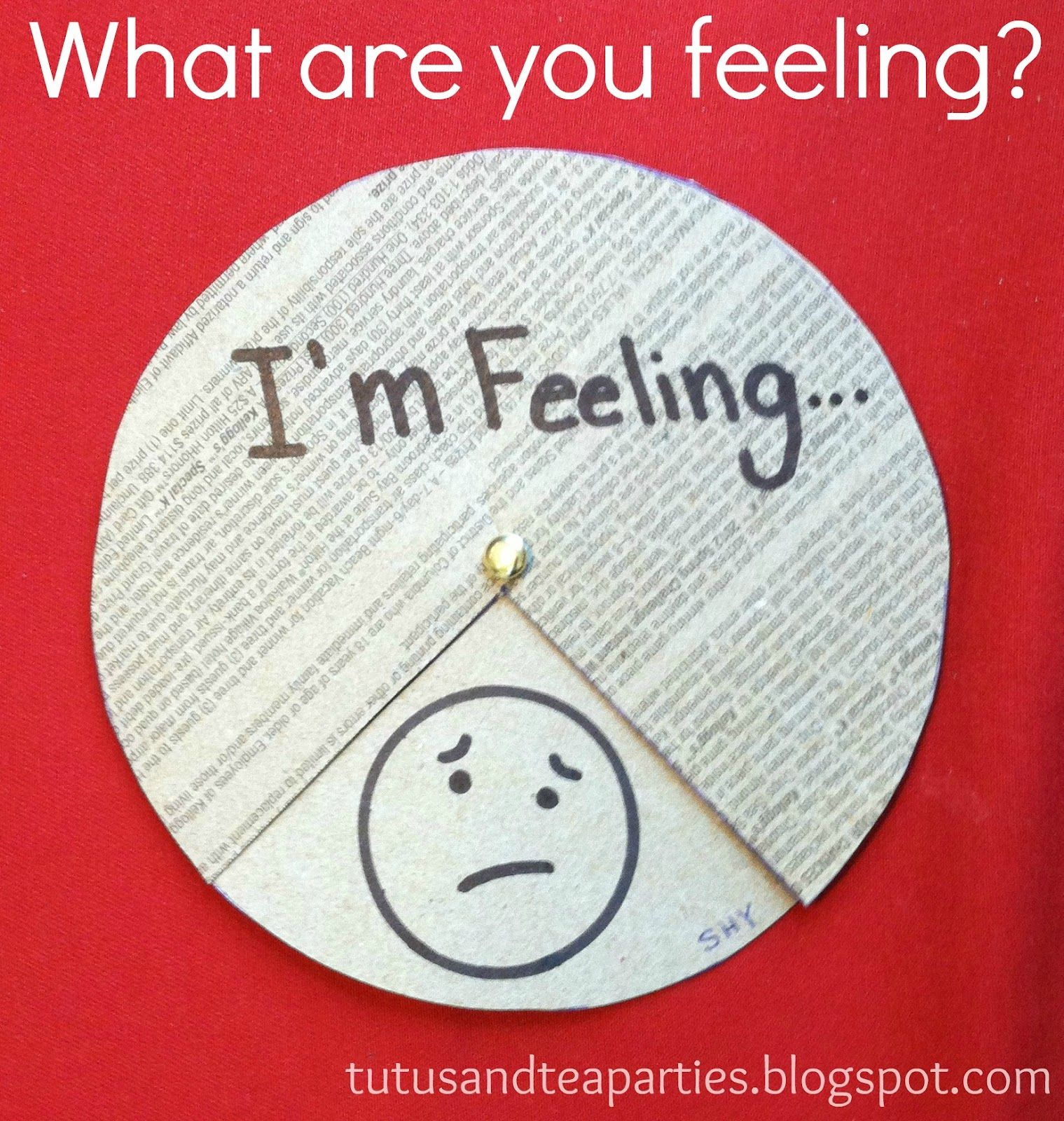 Learning About Feelings