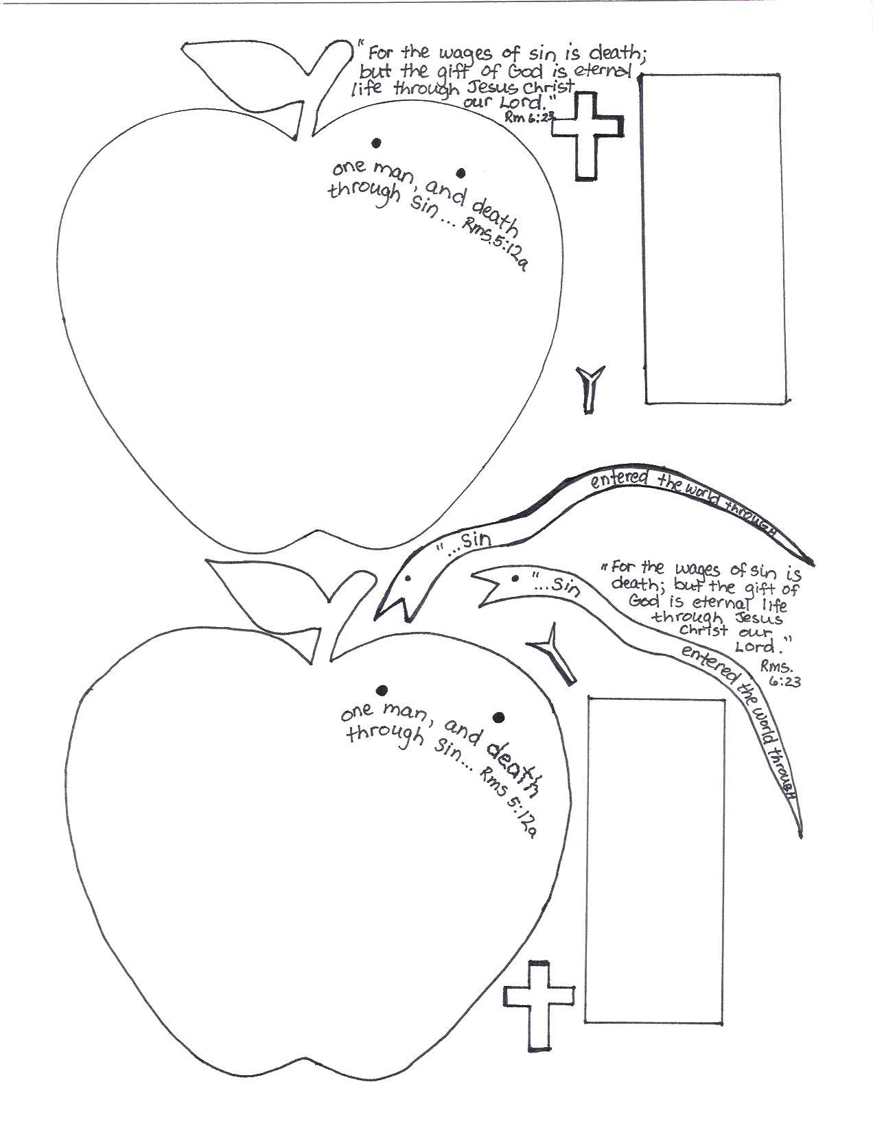 Adam And Eve Fall Worksheet 1 272 1 644 Pixels