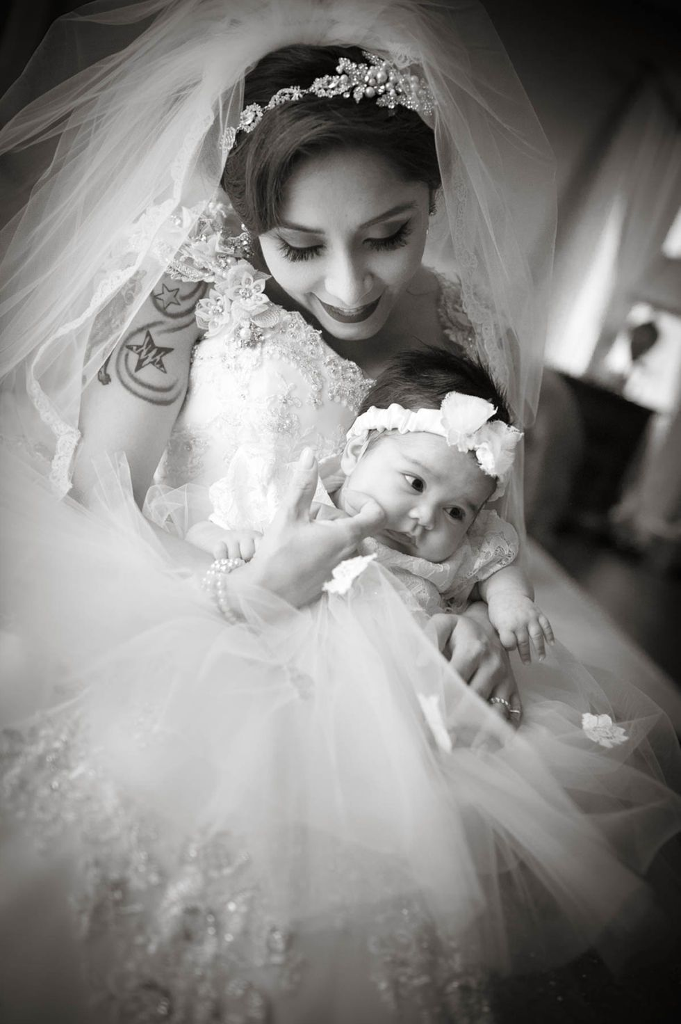Snooki's Wedding Pics With Her Kids Will Make You MELT