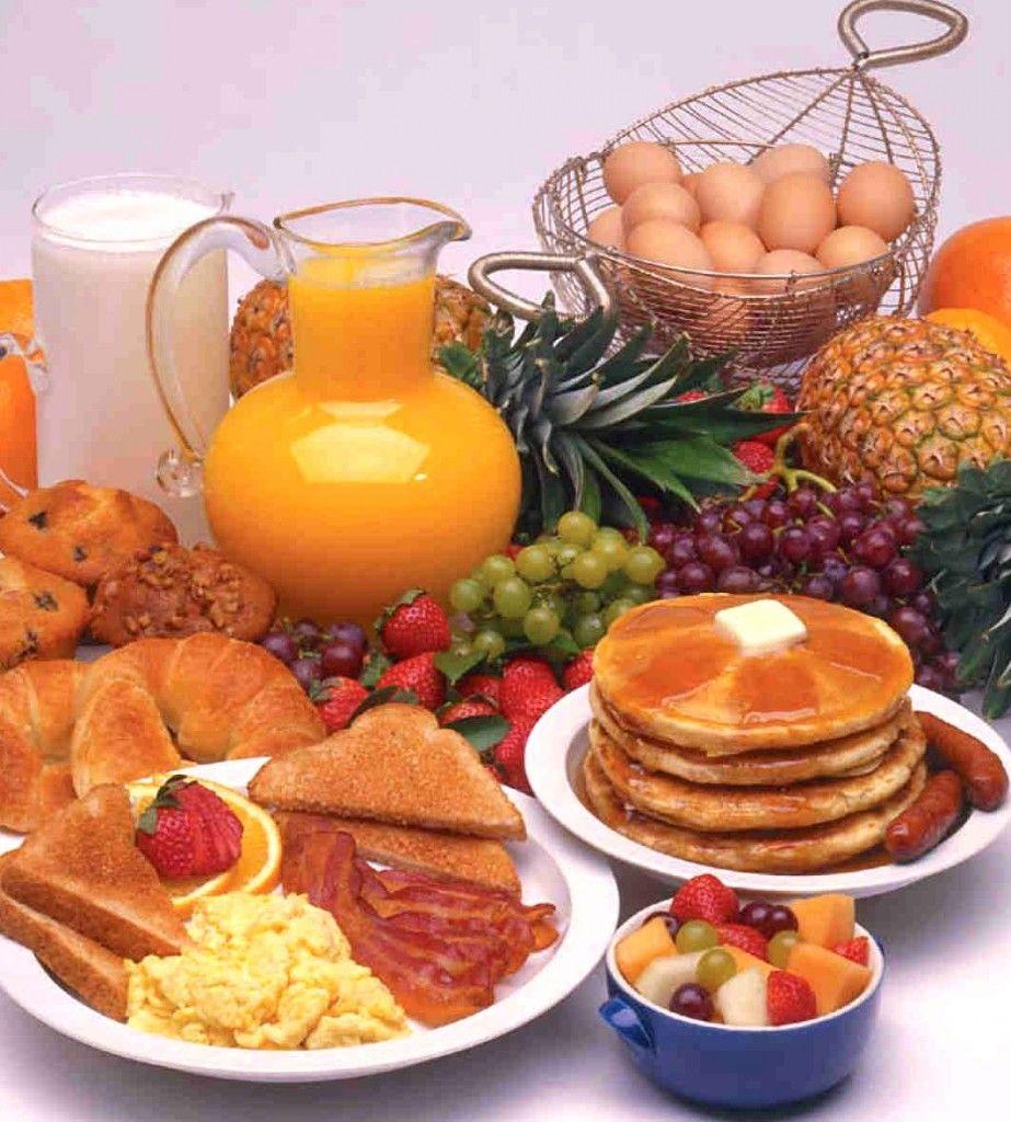 Thanksgiving breakfast buffet to the Inn at