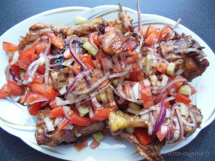 Poulet Brais African Recipes Recettes Africaines