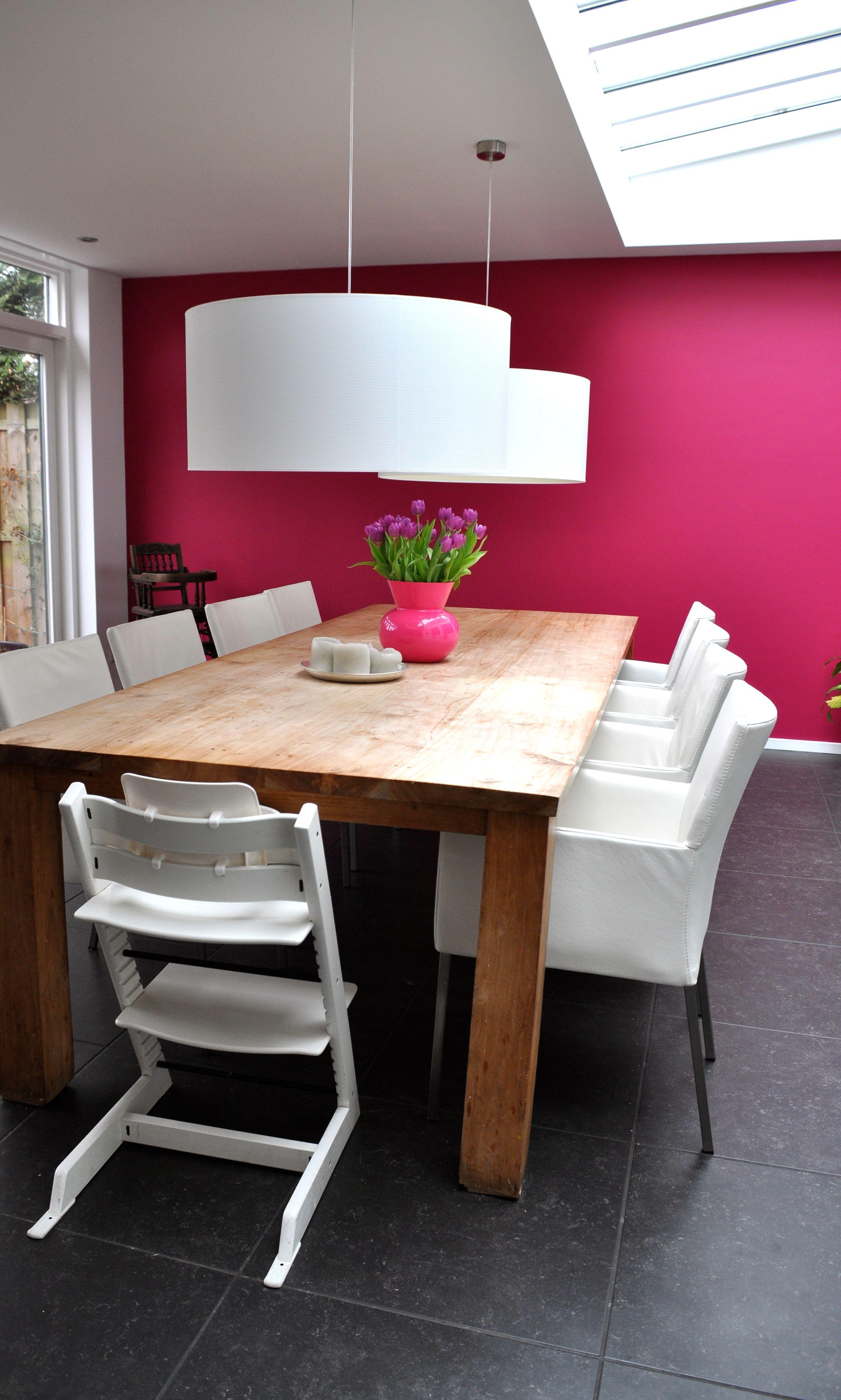 licht roze muurverf Google zoeken home.color