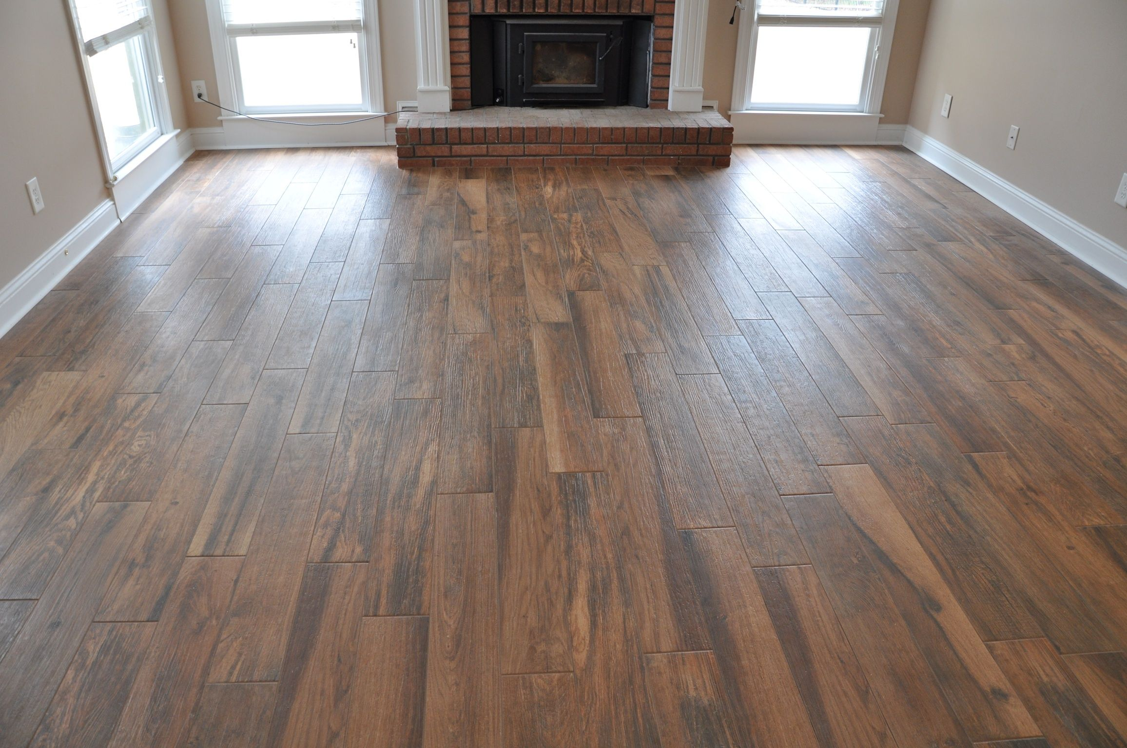 wood look porcelain tile Google Search Flooring