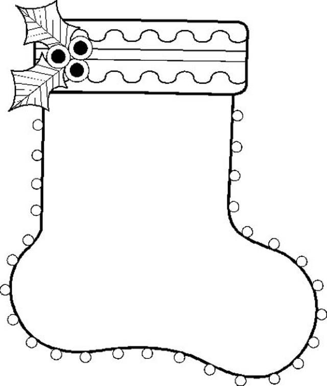 1000 images about color pages on pinterest christmas stockings