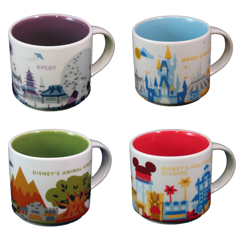 Disney Finds Disney Mugs from Starbucks Disney