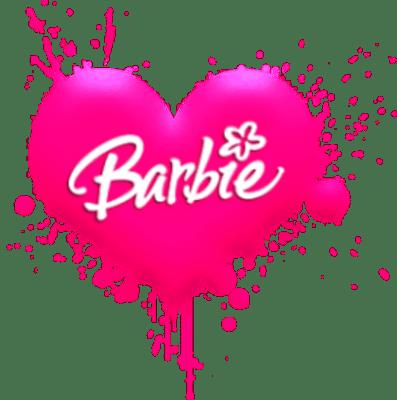 Barbie+logo PSD Detail BARBIE DESIGN Official PSDs