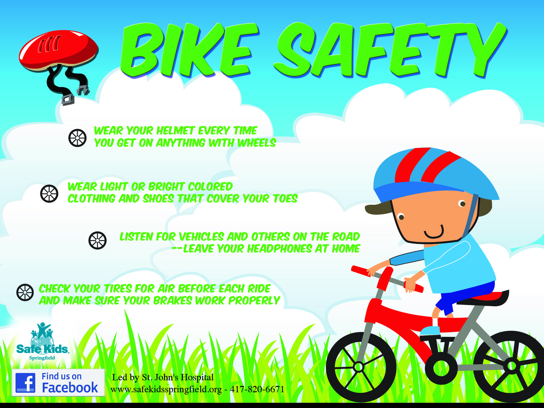 Posters « Safe Kids Springfield Safe kids Pinterest