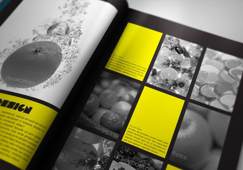 Free Book Template Indesign  21 great book indesign templates