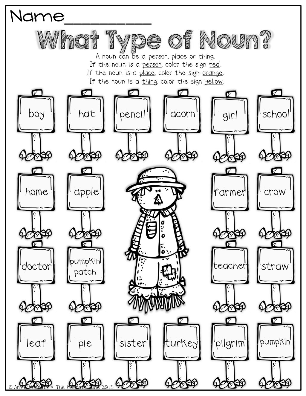 Nouns Proper And Common