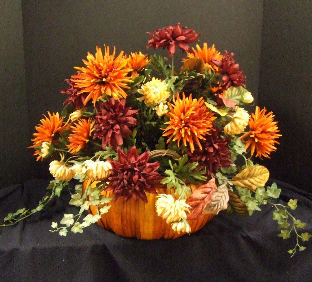 Fall Floral Arrangements Fall Floral Arrangement