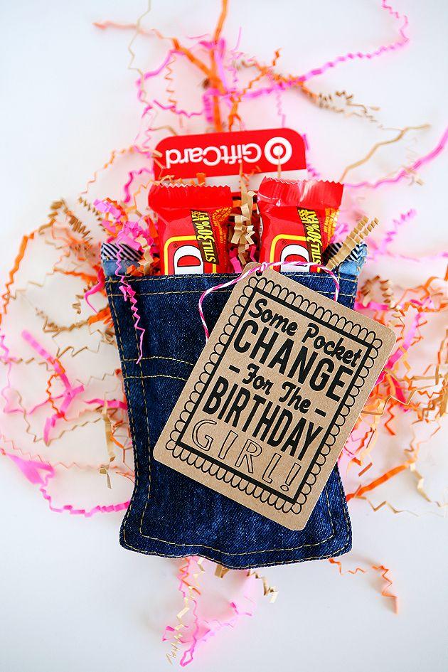 DIY Handmade Gifts Birthday gifts and Birthdays