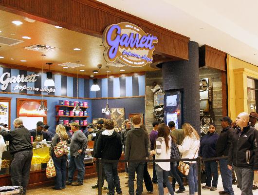 Twelve oaks mall Garrett Popcorn Shops® 27500 Novi Road