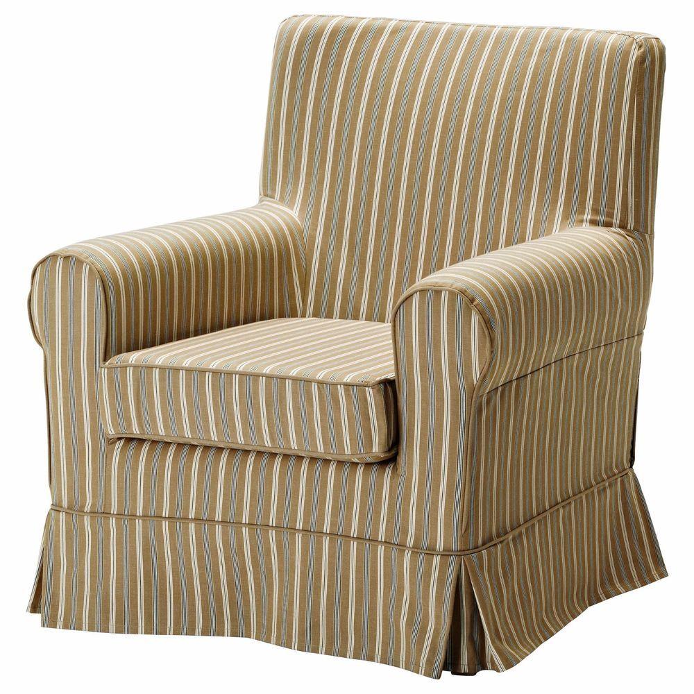 Ikea Ektorp Jennylund Chair Cover Armchair Slipcover