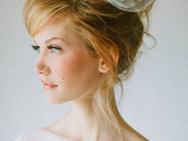 messy bun summer hair styles for wedding - wedding hair  | hair