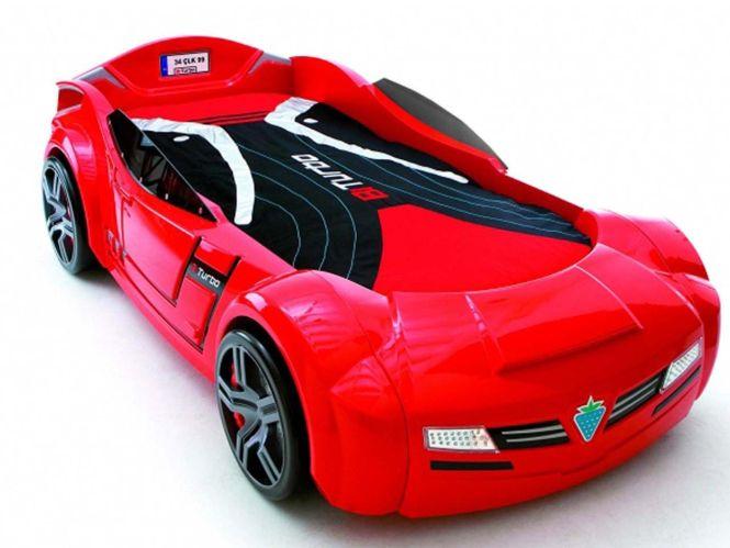 Car Beds For Kids Bedroom Design Biturbo Sport