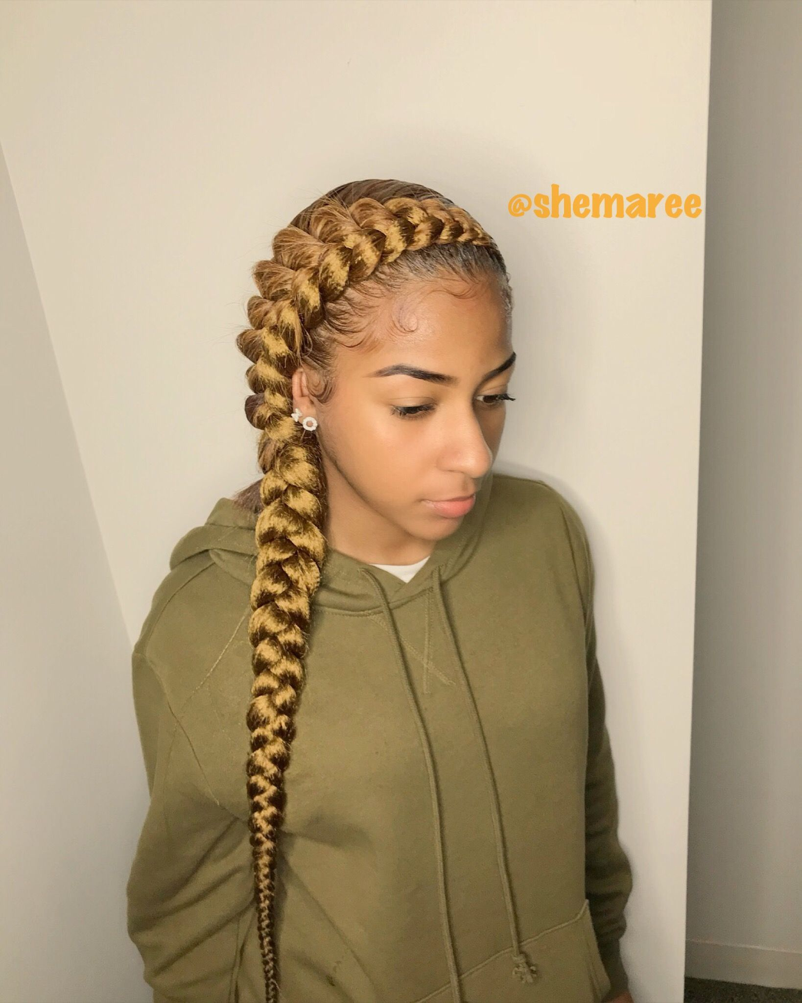 Pin by Shemaree campbell on braids