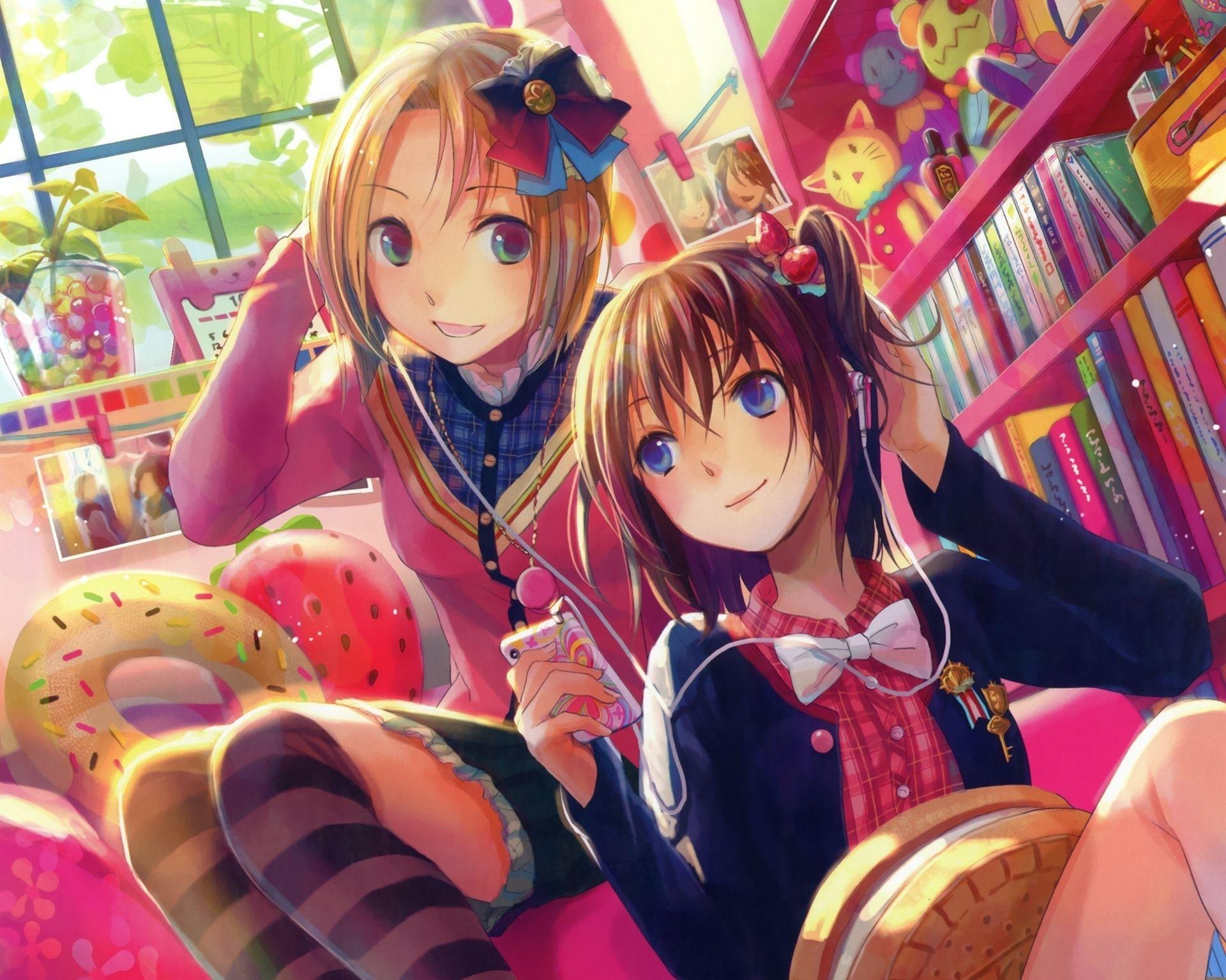Forever Friends wallpaper free Anime Pinterest Anime