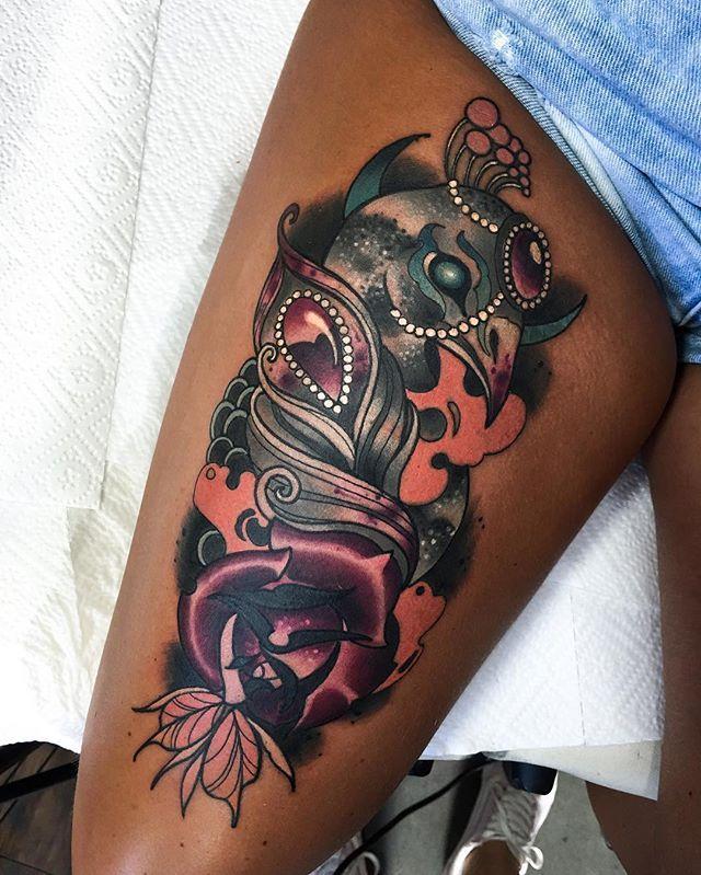 ⭐MonéA⭐ Tatts art Pinterest Tattoo, Tatting and Time
