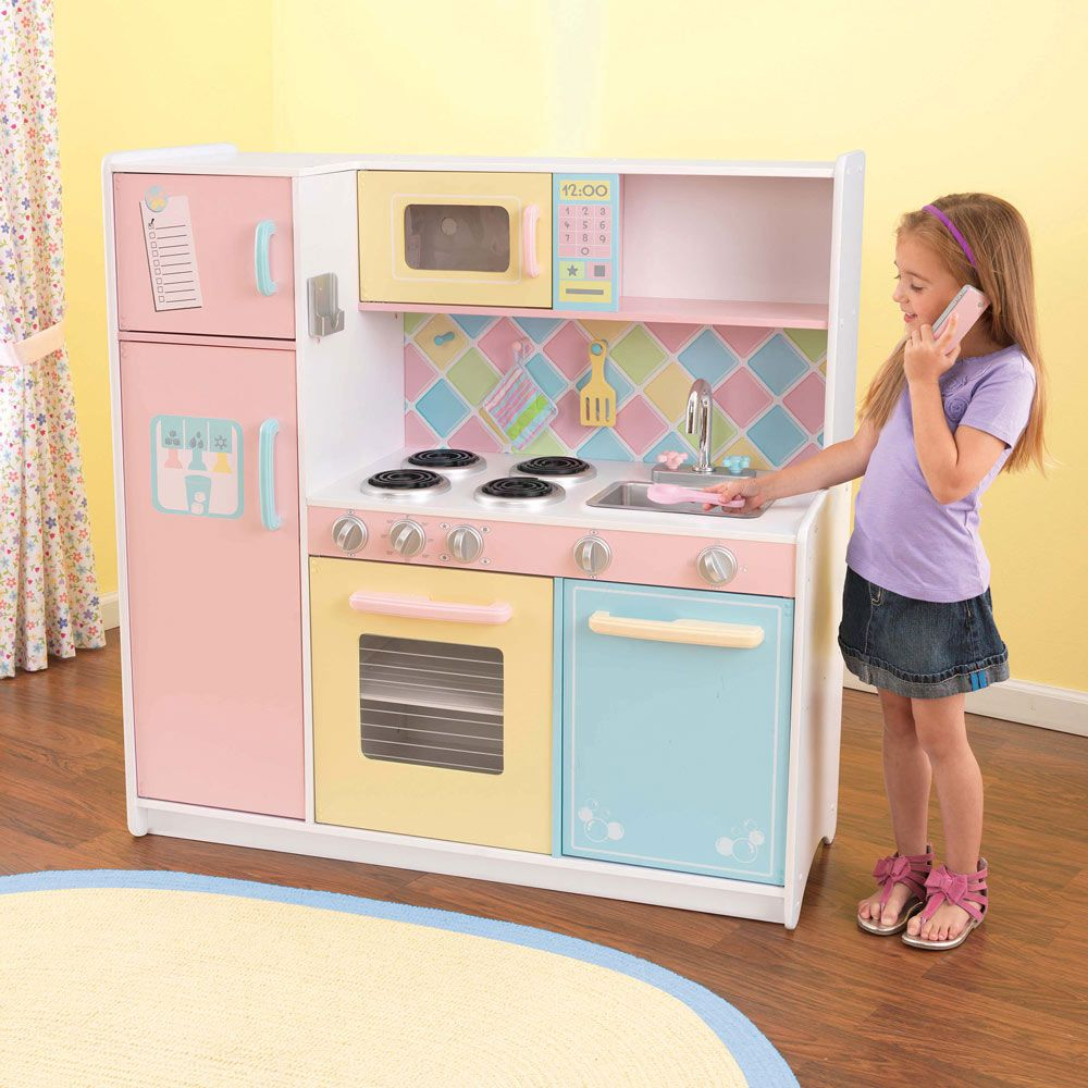 Costco UK KidKraft My Precious Kitchen (3+ Years) Fun
