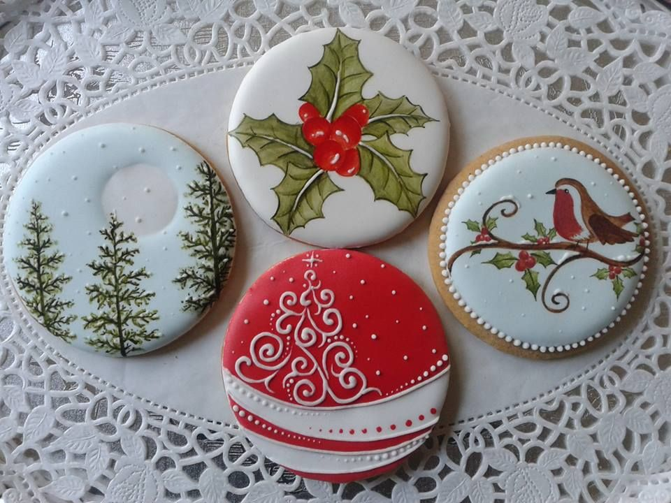 Pin by Emily Snodgrass on Christmas Cookie Decorating