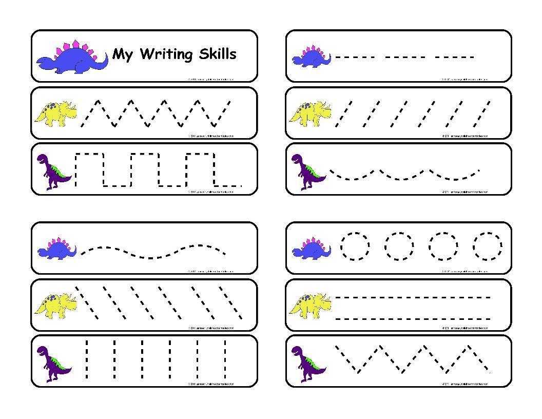 Writing Journal Ideas For Kindergarten