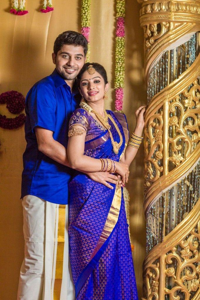 The Engagement Story Of Sun Music VJ Diya Menon & Karthik