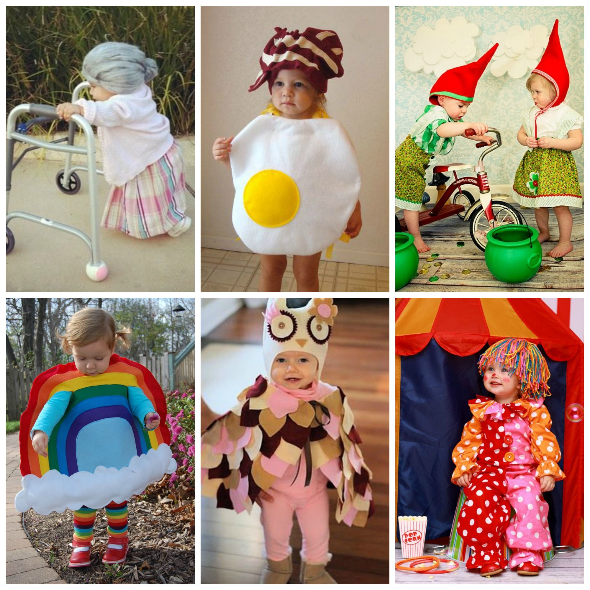 disfraces originales para niños disfraces Pinterest