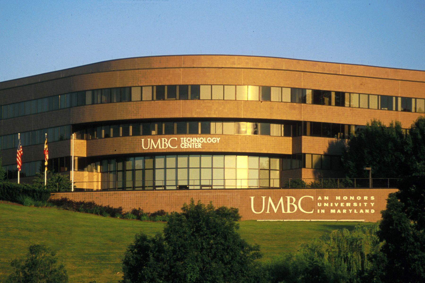 UMBC Technology Center. HamptonInnBWI UMBC