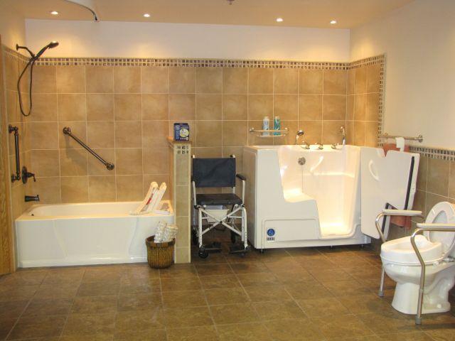 Handicap Bathroom Dimensions DisabledBathrooms Learn how to