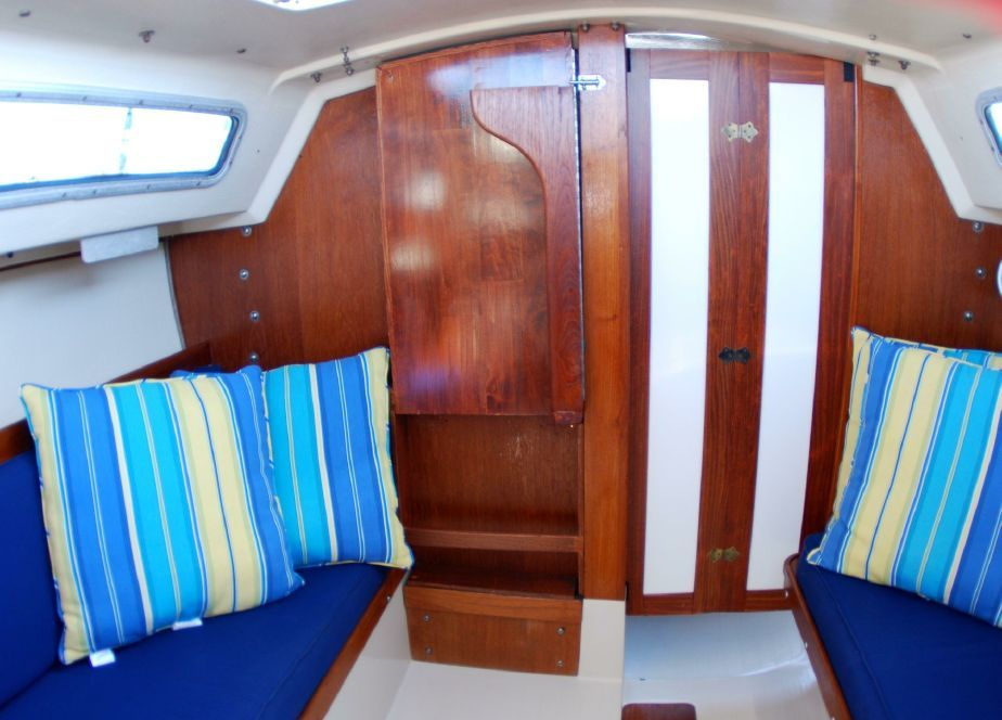 1985 Catalina 25 Sail Boat For Sale
