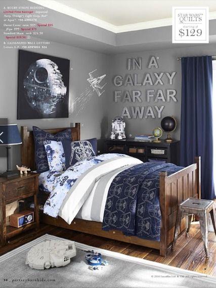 Star Wars Bedroom On Pinterest Star Wars Bedding Star