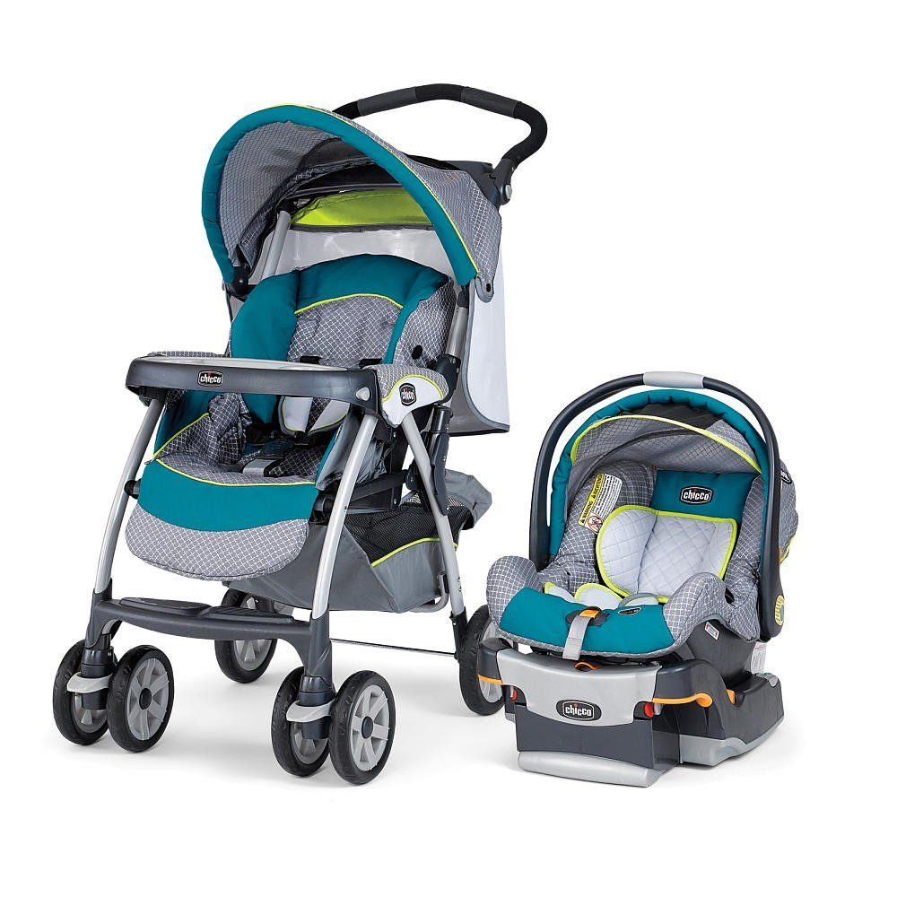 Chicco Cortina SE30 Travel System Stroller