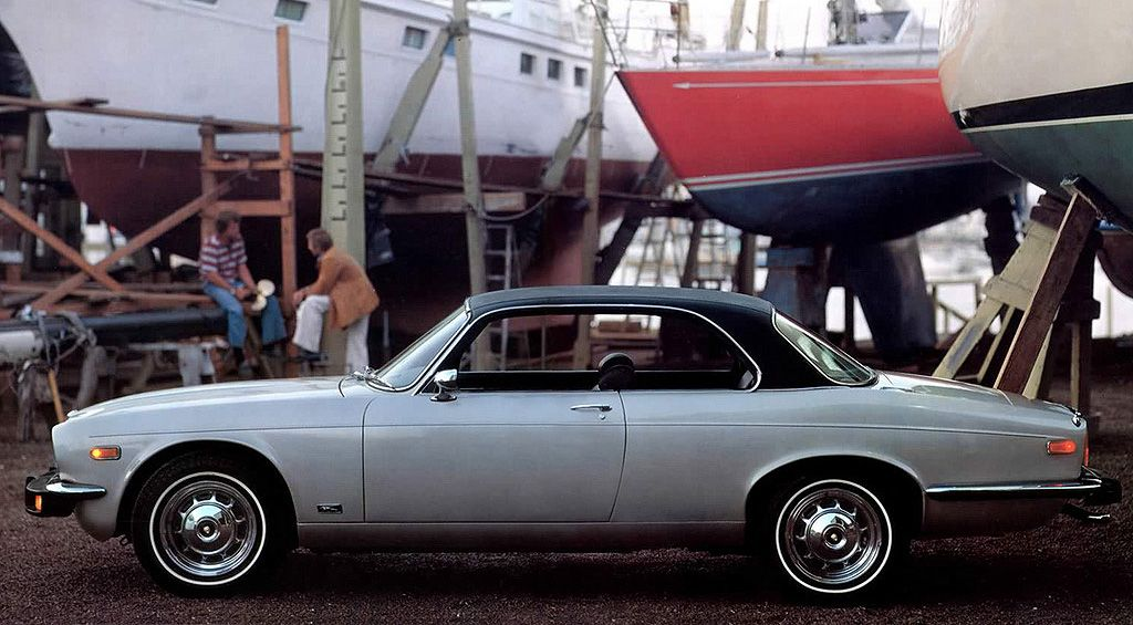 Jaguar XJ Coupe. The car with the worst build quality, but