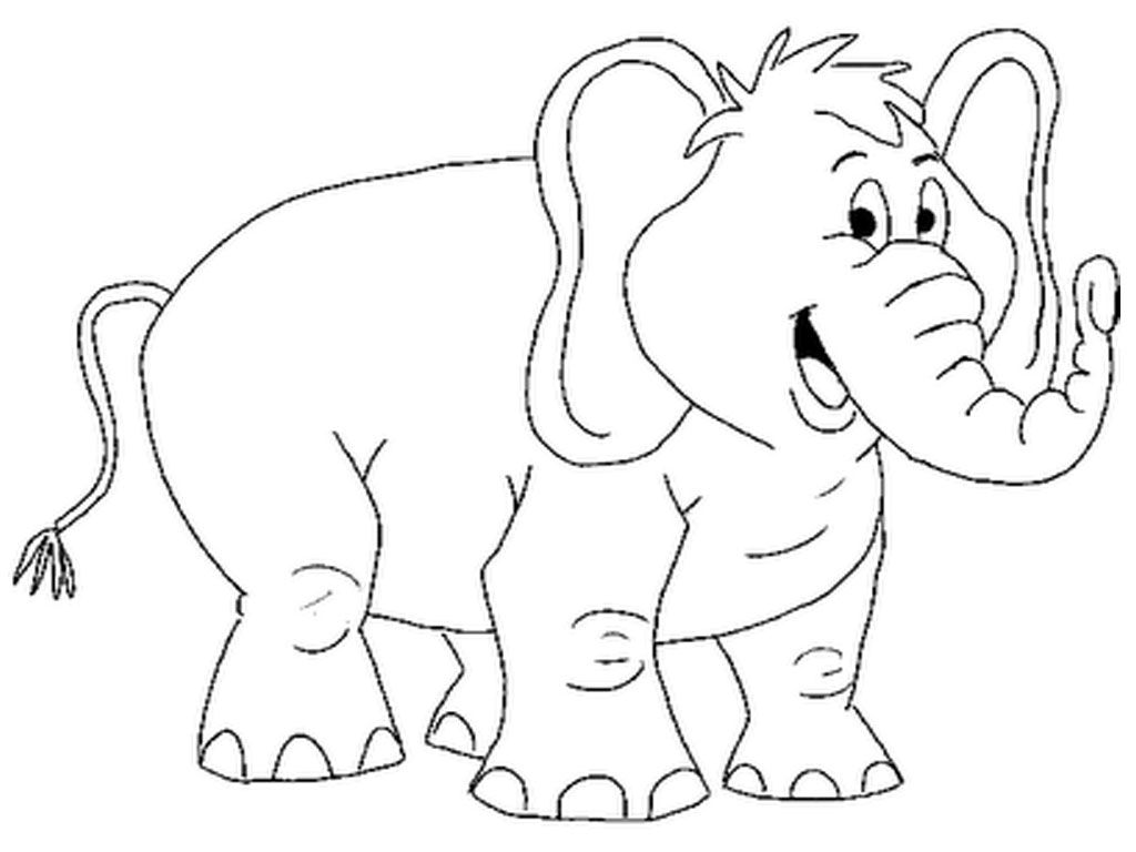 coloring pages elephants and coloring on pinterest
