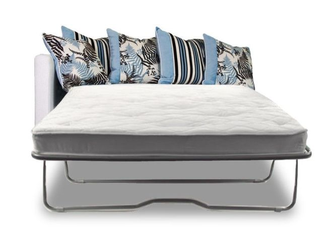 2000 Simiply Comfort Mirage Sofa Bed Made In Australia Spring Mattress Chaise