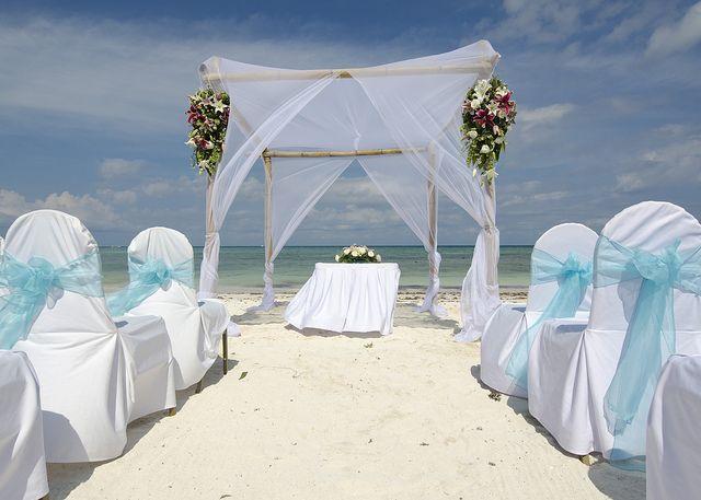 Beach Wedding Arch - The Wedding Specialists