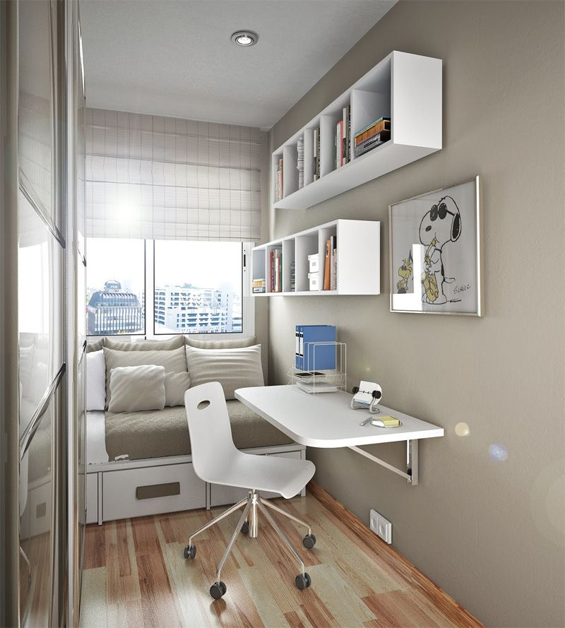 11 awesome home office ideas for small apartments | pax system