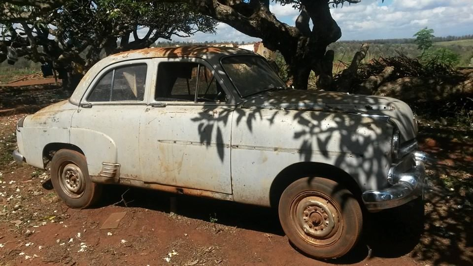 Shamba find in Kenya.... Classic cars Pinterest