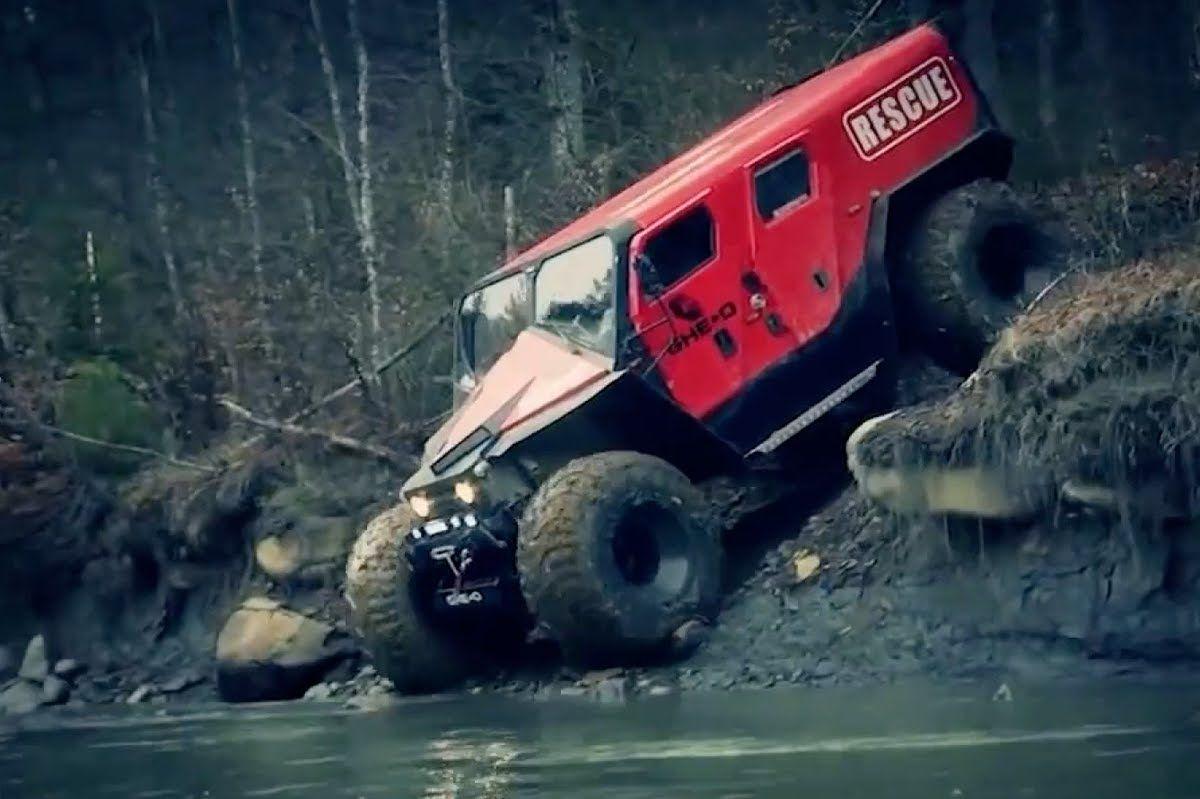 Ghe O Rescue Vehicle I Think I Want One