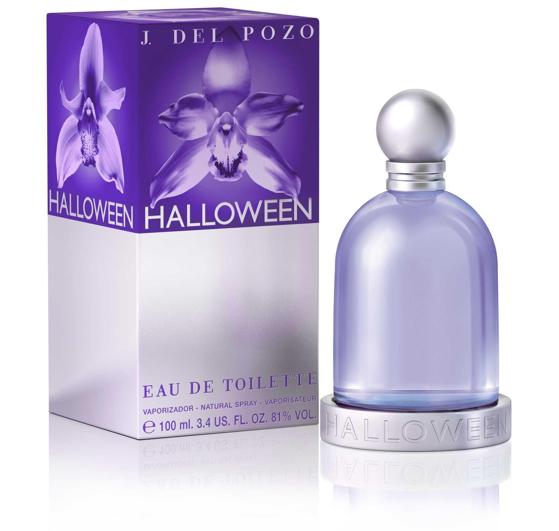 """Halloween de J. del pozo. """"Una inolvidable fragancia que"""