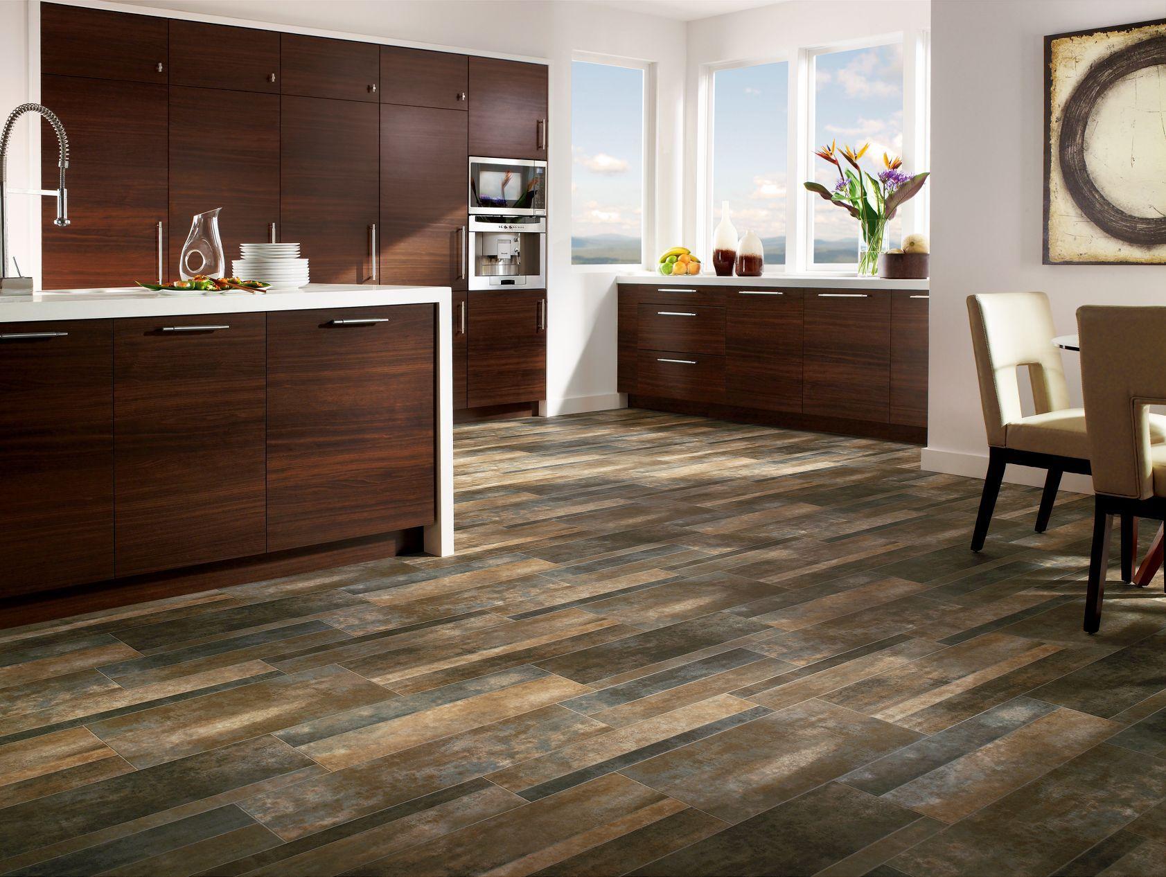 Appealing Vinyl Plank Flooring for Exciting Interior Floor