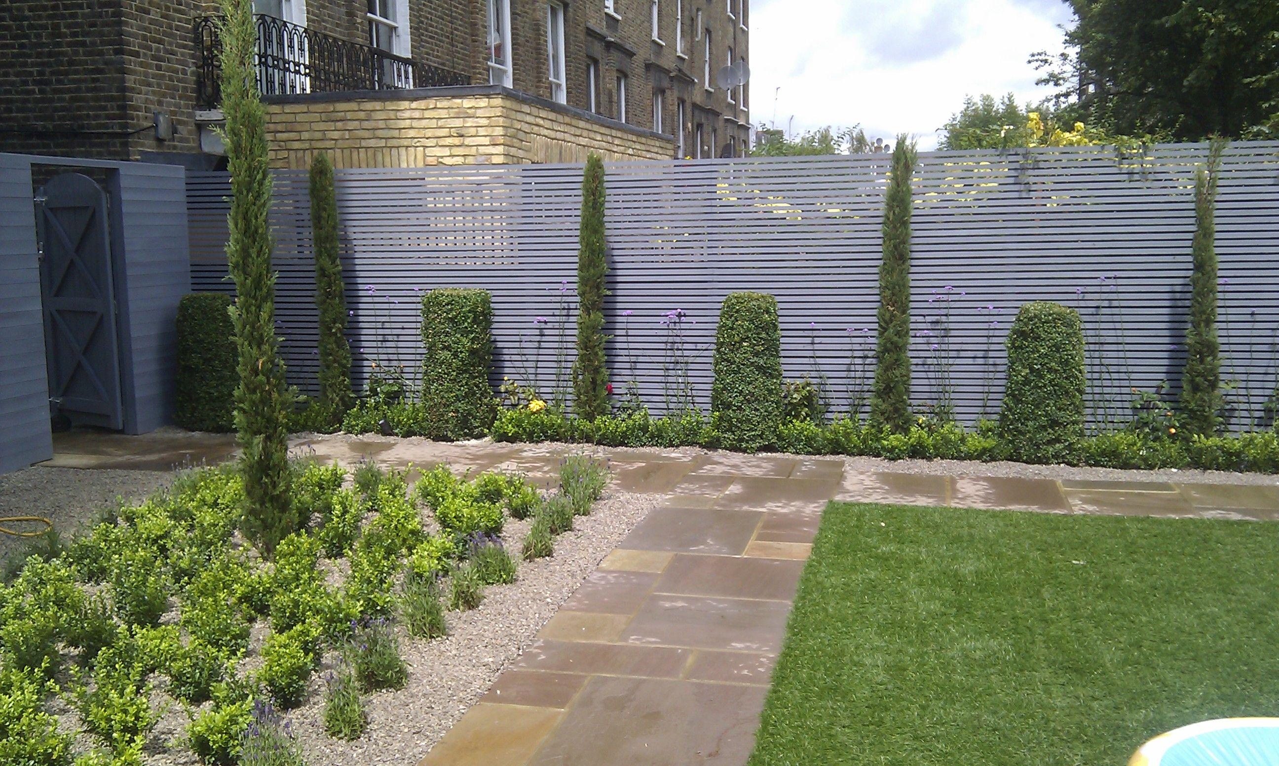 Low Maintenance Courtyard Garden Design Designer Planting