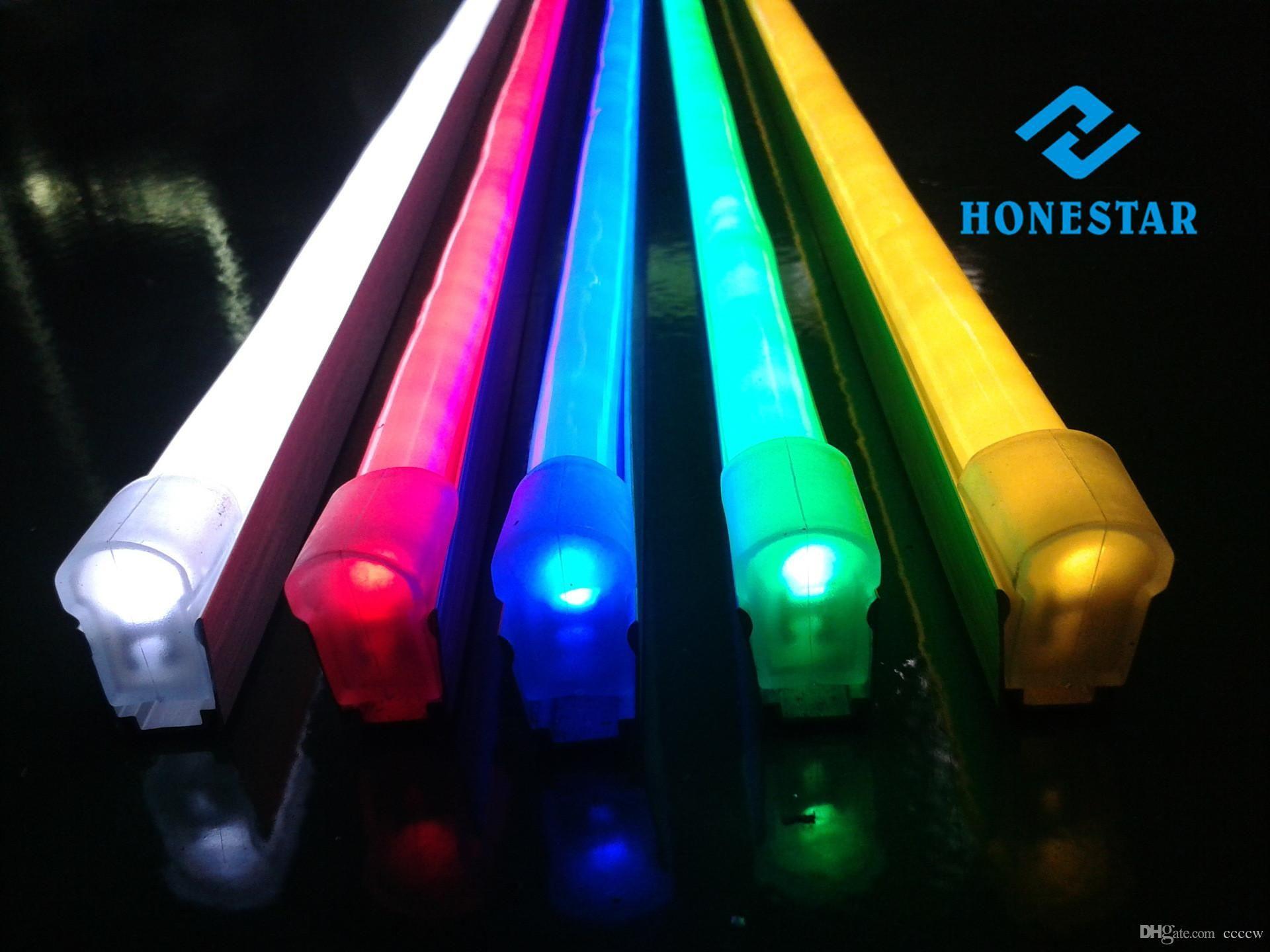 50m/lot 80pcs led/M LED Neon Flex Red color 10m/LED soft