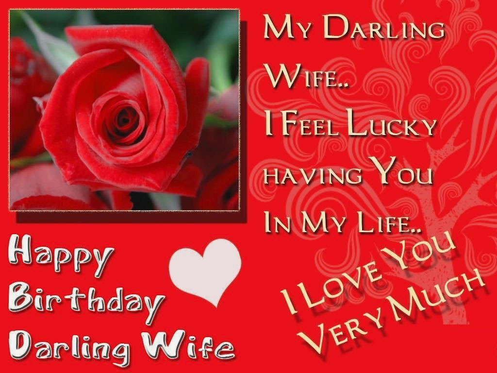 Happy Birthday Wife Wishes, Quotes, Messages Happy