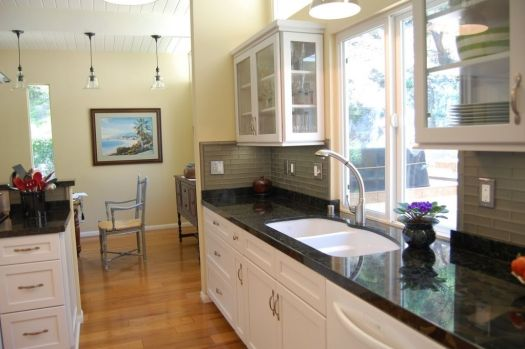 Remodeling The Ranch Style Home Kitchen Design Notes Within