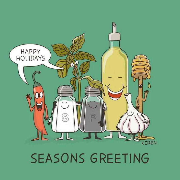 Funny Food Pun Season Greetings Quotes Amp Sayings