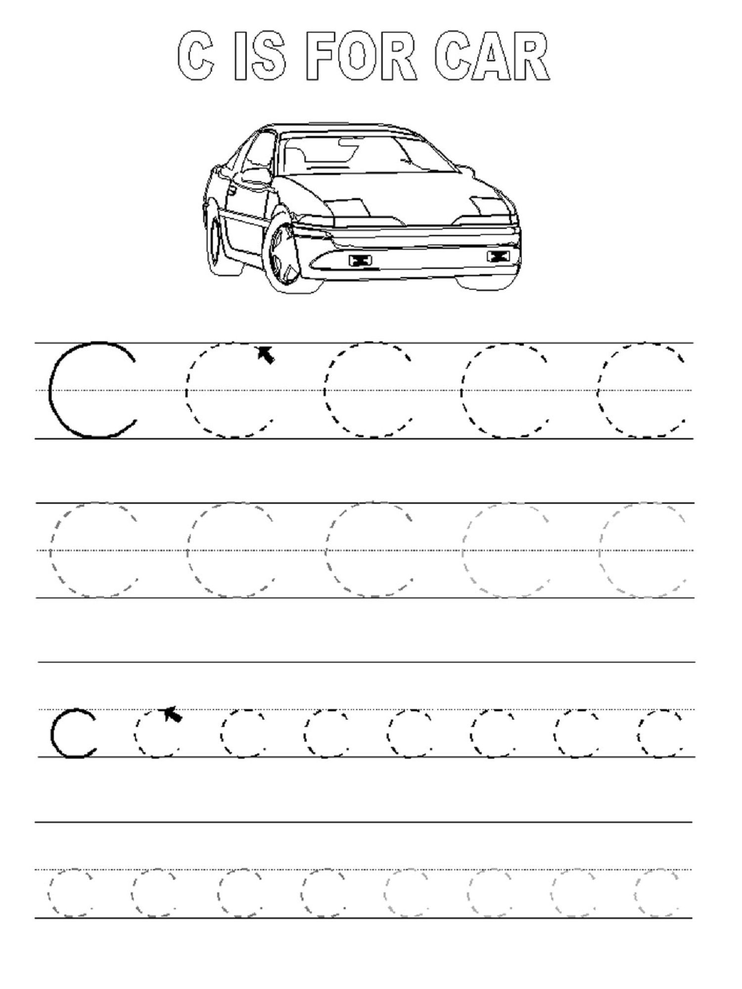 Abc Tracing Sheets Benefits For Elementary Kids