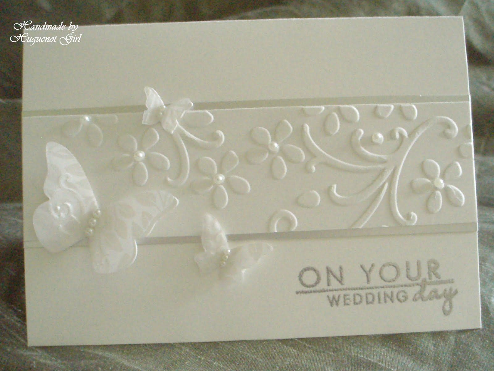 handmade wedding cards ideas recipe card paper su