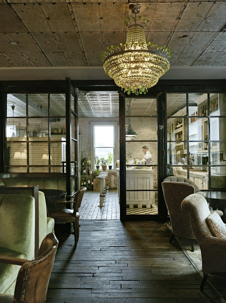 Soho House New York I wish this was more contemporary